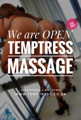 Temptress Sensual Massage